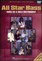 All-Star Bass Series - Bass as a Solo Instrument