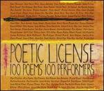 Poetic License: 100 Poems, 100 Performers [Box]