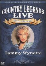 Country Legends Live Tammy Wynette