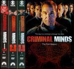 Criminal Minds - Seasons 1-3