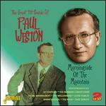 The  Great Hit Sounds of Paul Weston: Morningside of the Mountain