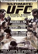 Ultimate Fighting Championship - UFC 92: The Ultimate 2008