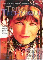 Paulette Rees-Denis & the Gypsy Caravan: Tribal Technique, Vol. 8 - Mesmerizing Slow Moves