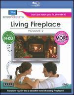 Screen Dreams: Living Fireplace, Vol. 2