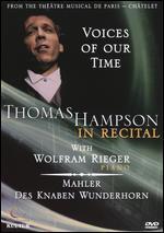 Voices of Our Time - Thomas Hampson