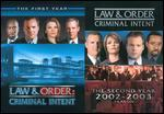 Law & Order: Criminal Intent - The First & Second Years