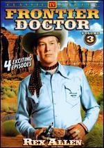 Frontier Doctor, Vol. 3