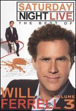 Saturday Night Live: The Best of Will Ferrell, Vol. 3