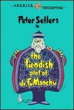 FIENDISH PLOT OF DR. FU MANCHU