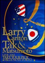 Live 2010 Take Your Pick at Blue Note Tokyo [DVD]