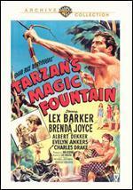 TARZAN'S MAGIC FOUNTAIN