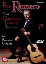 Pepe Romero Plays Concierto Festivo by Ernesto Cordero [DVD]