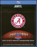 Bowl Championship Series: 2010 Citi BCS National Championship Game - Alabama Crimson Tide