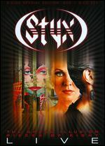 The Grand Illusion/Pieces of Eight: Live [1DVD/2CD]