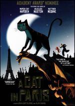 CAT IN PARIS