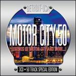 Motor City 50: Legends of Motor City and More... [Box]