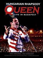 Hungarian Rhapsody: Queen Live in Budapest [DVD/2CD] [Digipak]