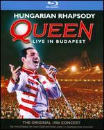 Hungarian Rhapsody: Queen Live in Budapest [Blu Ray/2CD] [Digipak]