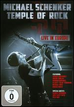 Temple of Rock: Live in Europe [Video]