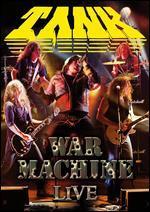 War Machine Live [Digipak]