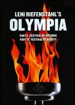 Olympia - The Leni Riefenstahl Archival Collection