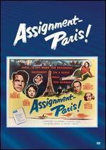 Assignment - Paris