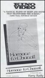 HOMAGE TO CHAGALL