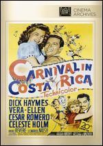 CARNIVAL IN COSTA RICA