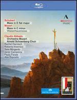 """Schubert: Mass in E flat major; Mozart: Mass in C minor """"Waisenhausmesse"""" [Video]"""