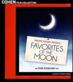 Favoris de la Lune