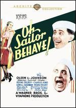 Oh, Sailor, Behave!