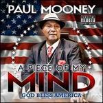 A Piece of My Mind: God Bless America [PA]