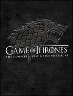 GAME OF THRONES:COMPLETE SEASONS 1-2
