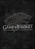 Game of Thrones: The Complete First & Second Seasons