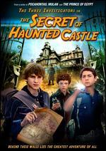 Three Investigators in the Secret of Haunted Castle