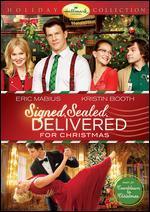 SIGNED SEALED DELIVERED CHRISTMAS