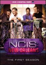 NCIS:NEW ORLEANS FIRST SEASON