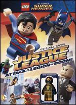 LEGO DC Comics Super Heroes: Justice League - Attack of the Legion of Doom!