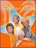 GOLDEN GIRLS:COMPLETE FIFTH SEASON