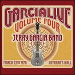 Garcialive, Vol. 4: March 22nd, 1978 Veteran's Hall [Digipak]