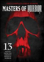 MASTERS OF HORROR:SEASON 1