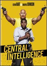 CENTRAL INTELLIGENCE (4K ULTRA HD)