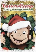 CURIOUS GEORGE:VERY MONKEY CHRISTMAS