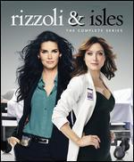 RIZZOLI & ISLES:COMPLETE SERIES