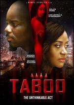 TABOO:UNTHINKABLE ACT