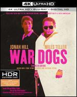 WAR DOGS (4K ULTRA HD)
