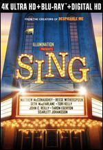 SING (4K ULTRA HD)