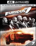 FURIOUS 7 (4K ULTRA HD)