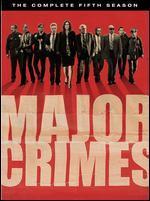MAJOR CRIMES:COMPLETE FIFTH SEASON
