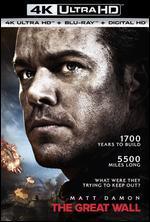 GREAT WALL (4K ULTRA HD)